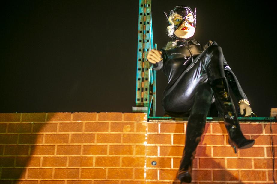 Toutefois, Catwoman surveille la scène. Il faudra se méfier…