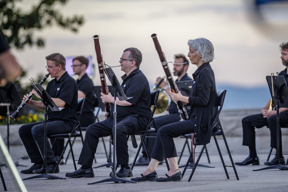 En choisissant de présenter à la télévision leur interprétation de la Symphonie no6, dite Pastorale, de Beethoven (dont on souligne le 250eanniversaire de naissance en 2020), l'OM veut rendre hommage à Montréal en musique etenimages.