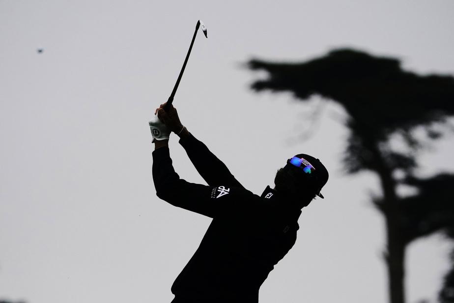 L'Espagnol Rafa Cabrera Bello était l'un des premiers golfeurs de la journée à s'élancer sur les allées du parcours TPC Harding Park de San Francisco, tôt jeudi matin.