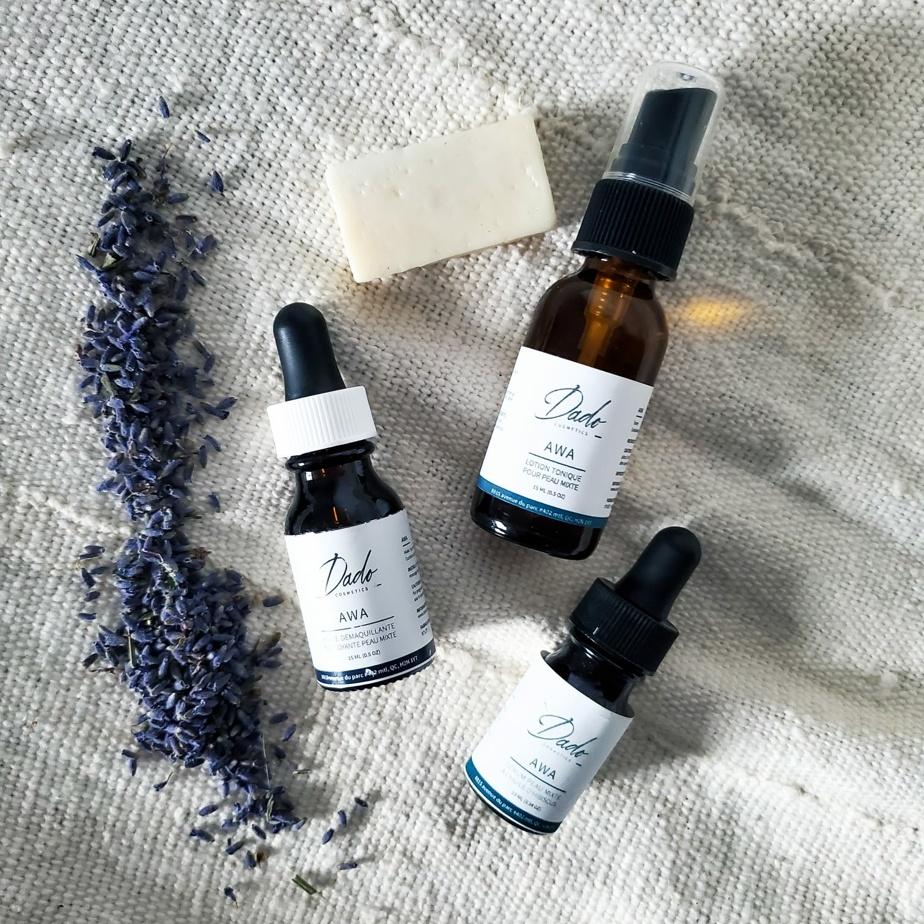 Dado Cosmetics propose des soins pour la peau naturels aux huiles précieuses d'Afrique.