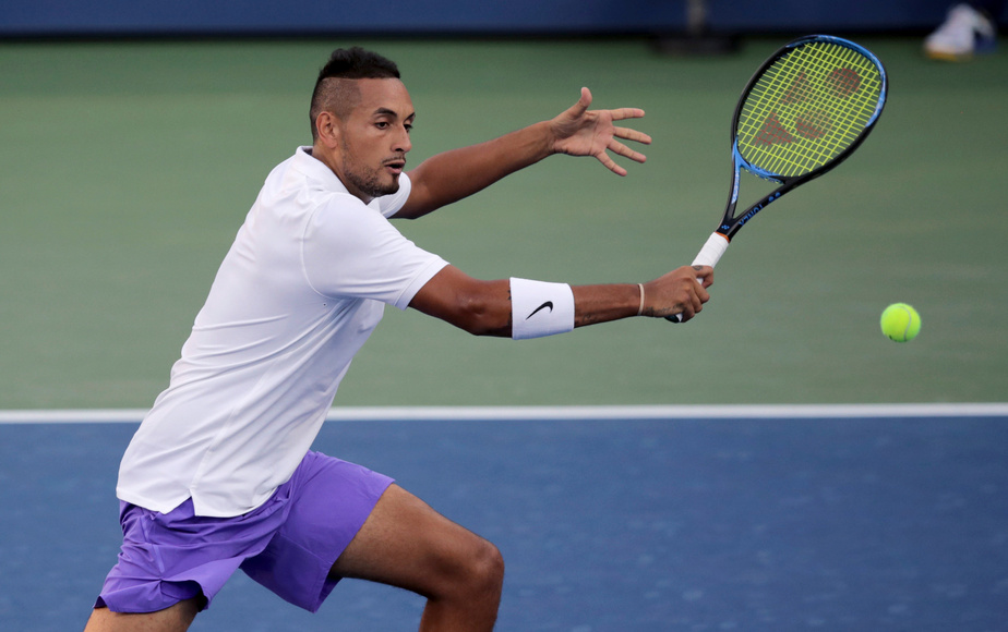 Taylor Townsend sort Simona Halep dès le 2e tour — US Open