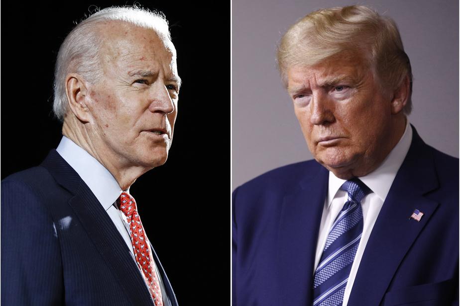 Joe Biden prêt à en découdre avec Donald Trump, peu importe le moyen