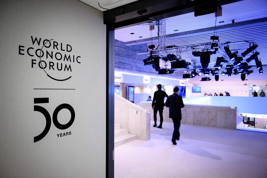 À Davos, Trump fustige les