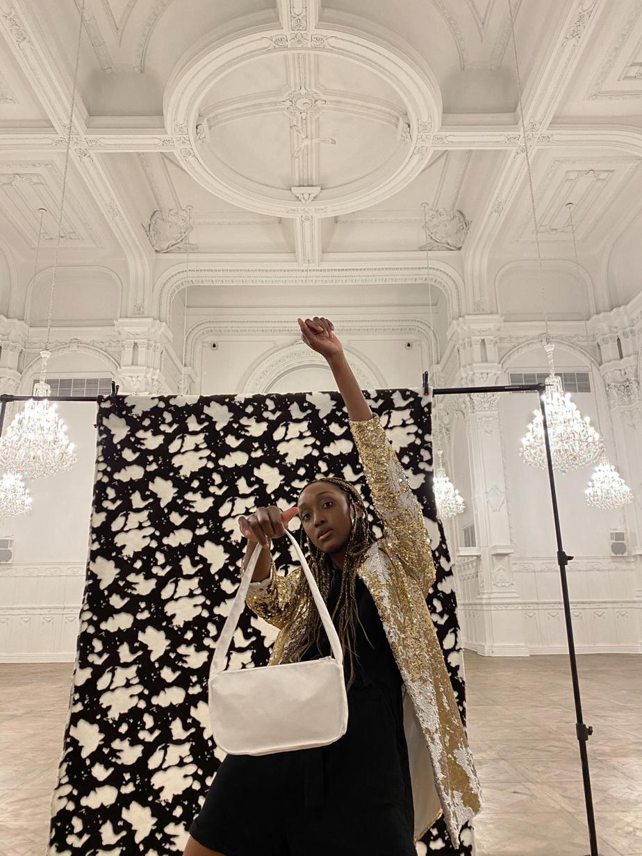 Bertrand La Ligne a présenté sa nouvelle collection de sacs à main dans une vidéo diffusée dans le cadre de l'évènement Fashion Preview.