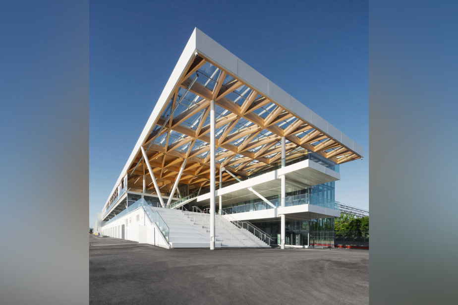 Espace Paddock Architectes FABG