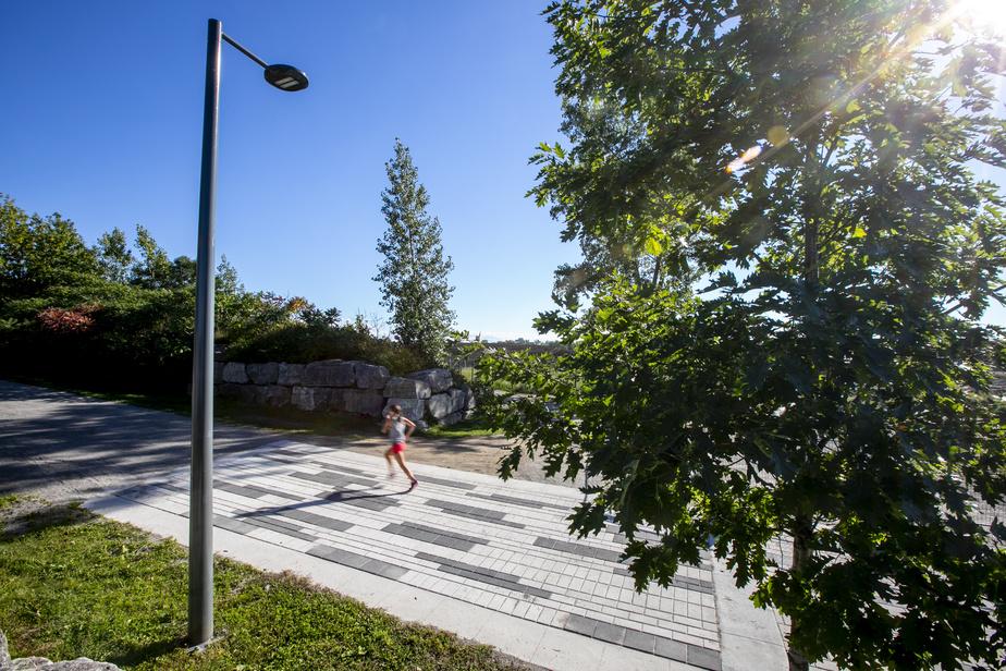 Avec sa superficie actuelle de plus de 40 hectares, l'endroit offre beaucoup d'espace pour pratiquer son sport préféré.