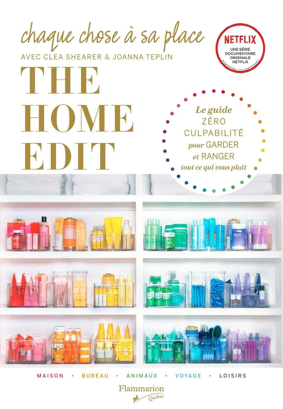 Chaque chose à sa place: The Home Edit