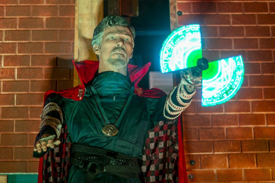 Doctor Strange également…