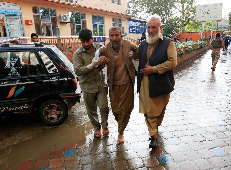 Afghanistan : 62 morts dans l'attaque d'une mosquée