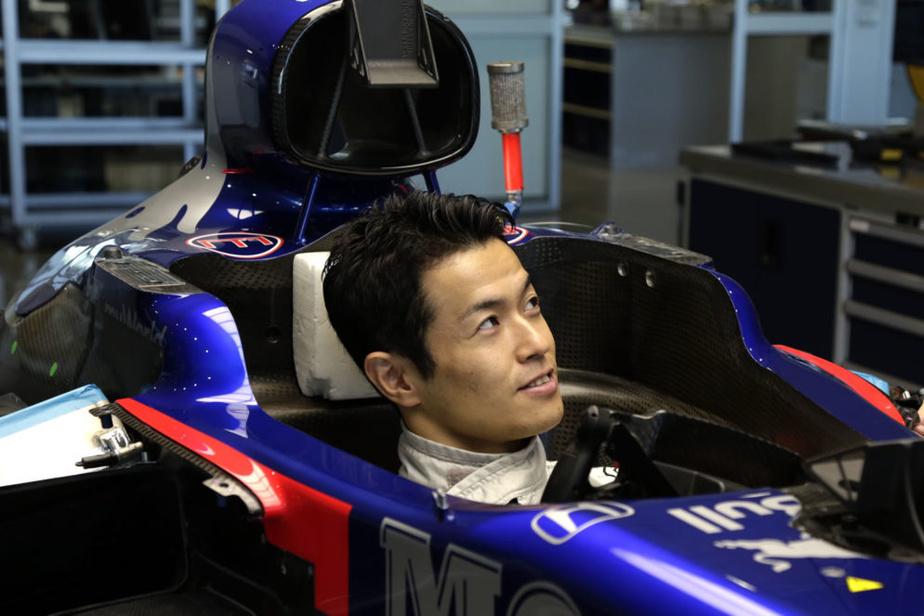 Naoki Yamamoto remplacera Pierre Gasly en EL1 à Suzuka