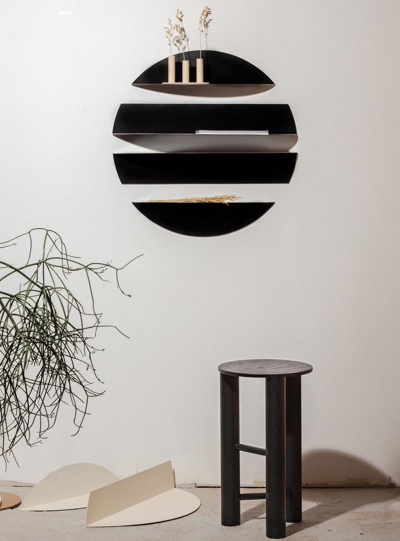 Le prix du public dans la catégorie Maison a été remis au bureau de design industriel montréalais Allstudio pour ses tablettesSun.