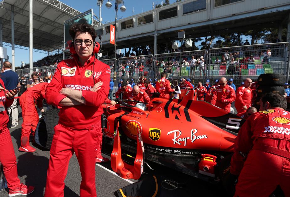 Ferrari menace de quitter la F1, mais…