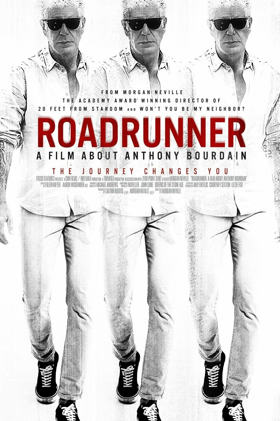 Roadrunner– A Film About Anthony Bourdain