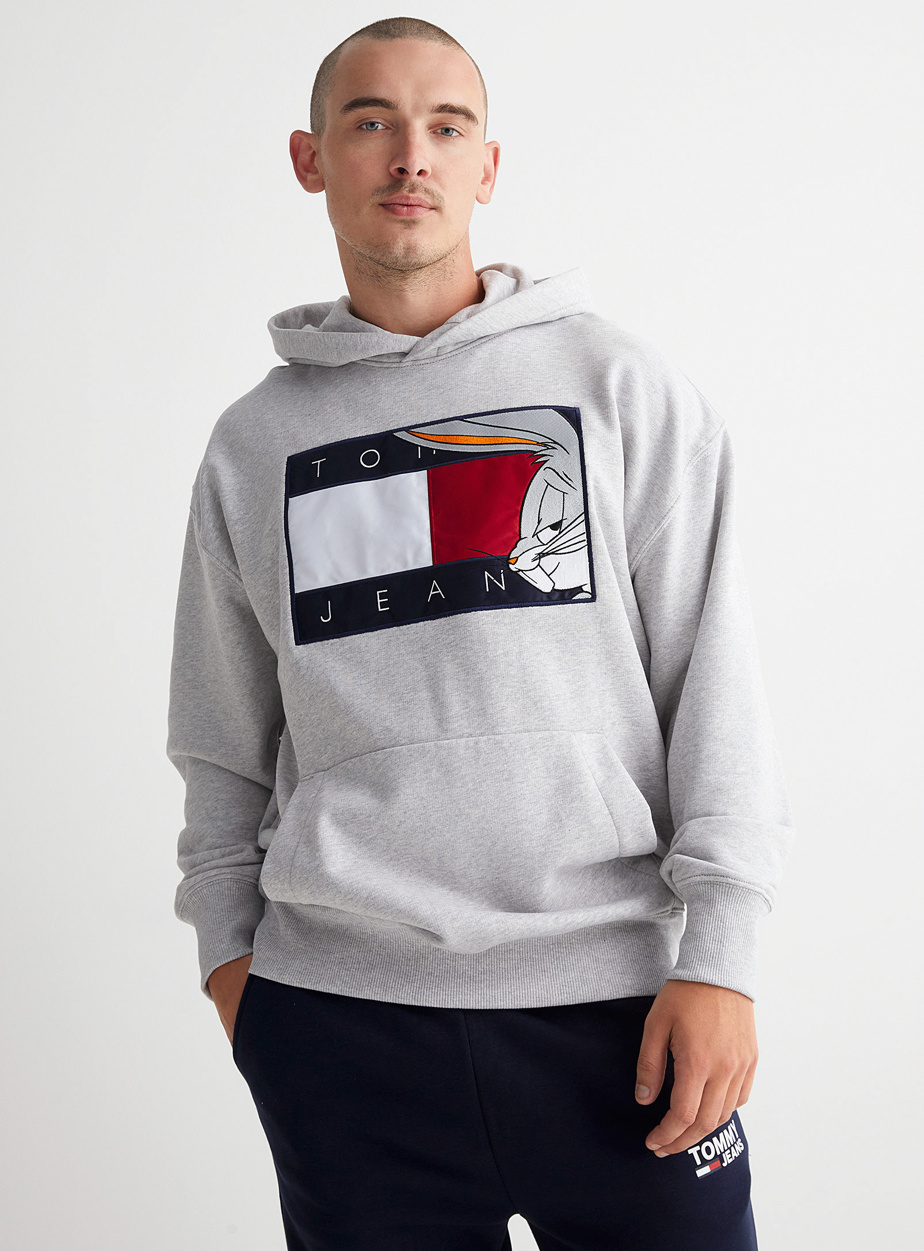 Chandail kangourou Space Jam: A New Legacy x Tommy Jeans, 150$