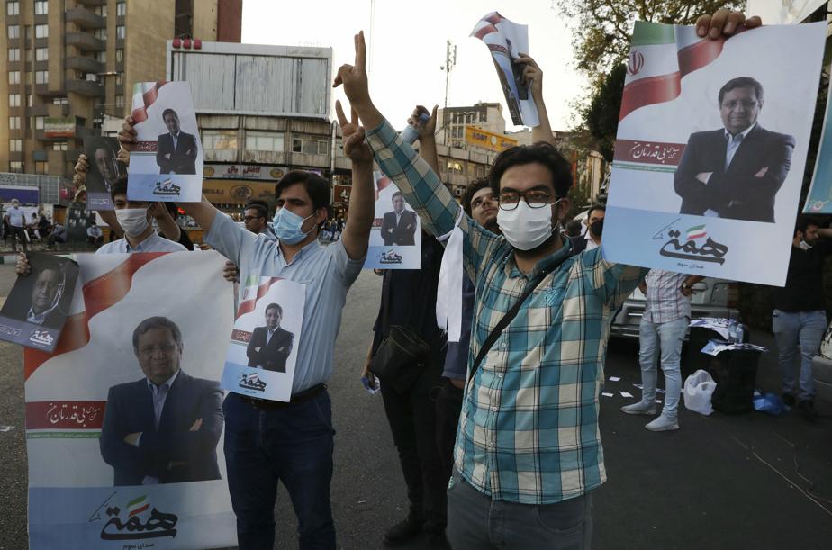 L'ultraconservateur Ebrahim Raïssi élu nouveau président en Iran