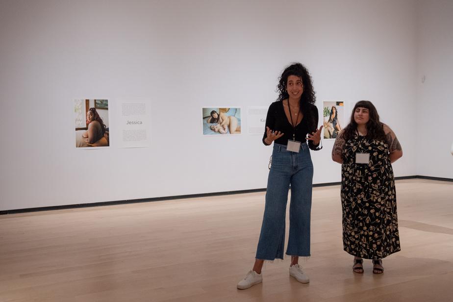 Sara Hini et CassandraCacheiro