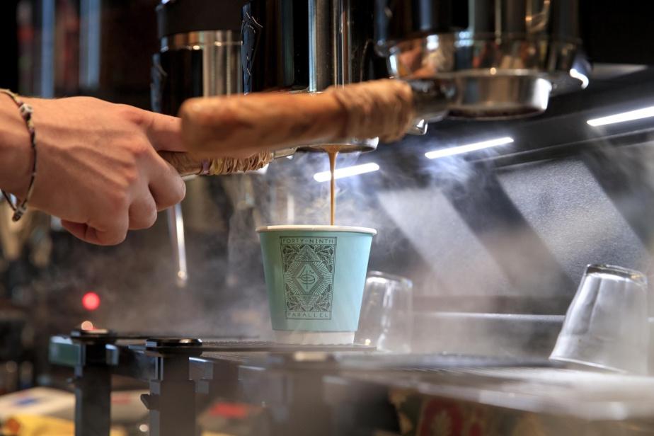 Dans le moulin à espresso, les baristas alterneront entre les mélanges Old School et Epic, selon ce que leurs papilles leur conseilleront chaque matin.
