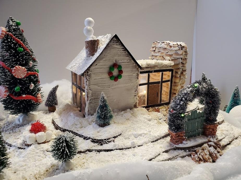 L'agence TLA Architectes a obtenu le prix coup de cœur, l'an dernier, avec sa réalisation couverte de neige.