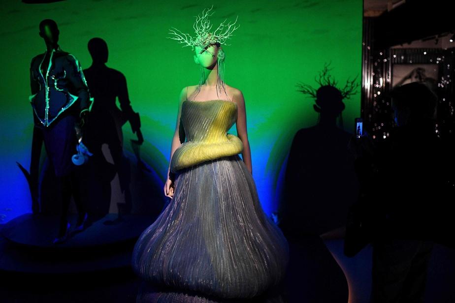 L'exposition Thierry Mugler: Couturissime est présentée au Musée des arts décoratifs de Paris jusqu'au 24avril2022.