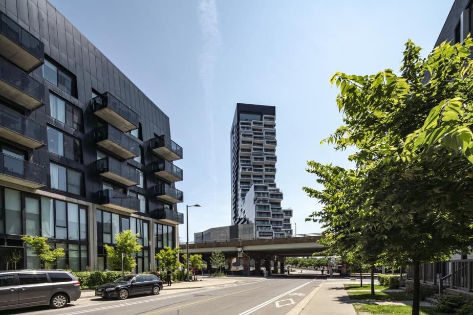 River City – phase 3Saucier + Perrotte Architectes et ZAS Architectes