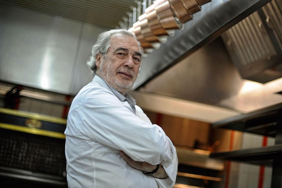 Mort du chef triplement étoilé à 77 ans — Marc Meneau