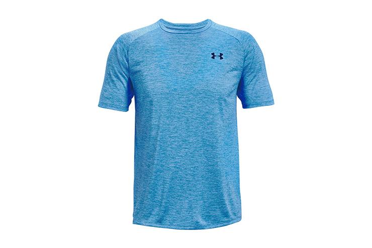 T-shirt d'entraînement pour homme UNDER ARMOUR Tech 2.0, 322057