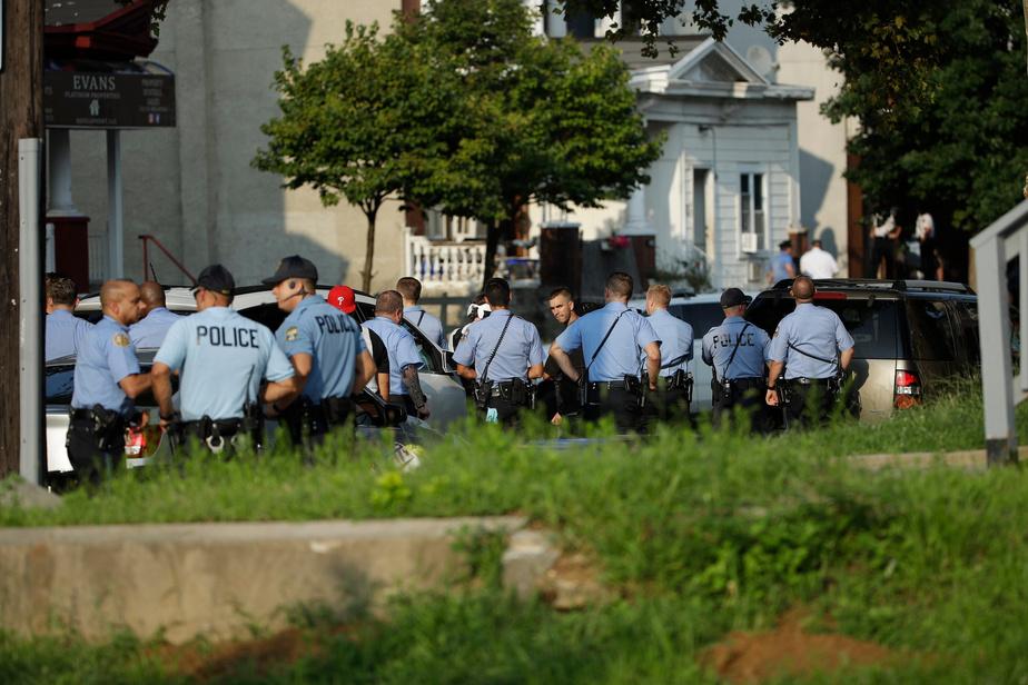 Au moins six policiers blessés dans une fusillade à Philadelphie — États-Unis