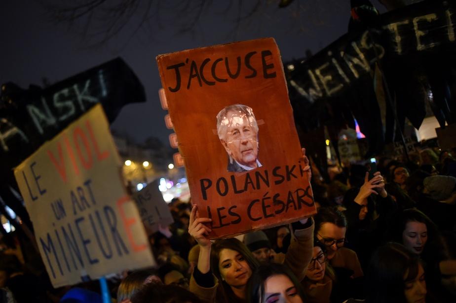 Fanny Ardant soutient Roman Polanski après son César pour La Belle époque