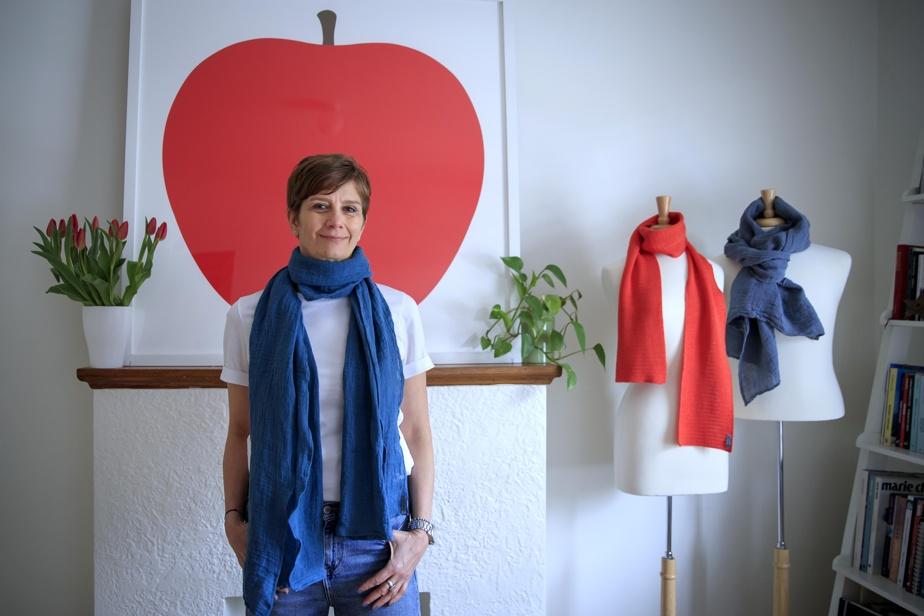 Julie Courchesne a lancé Lili+Henry en 2019.