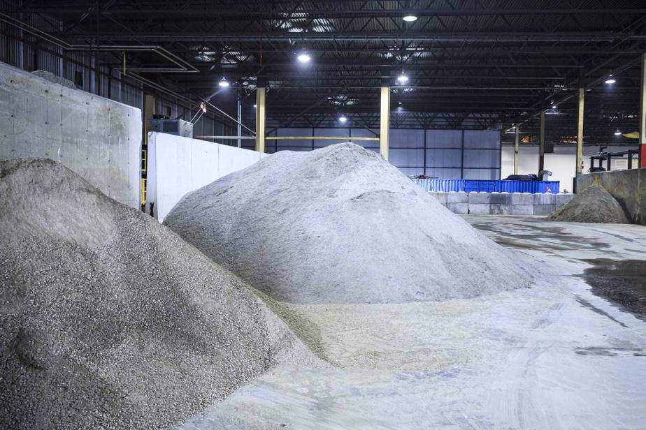 Un concentrateur a déjà débuté ses opérations à petite échelle dans une usine sur le territoire de Saint-Michel-des-Saints.