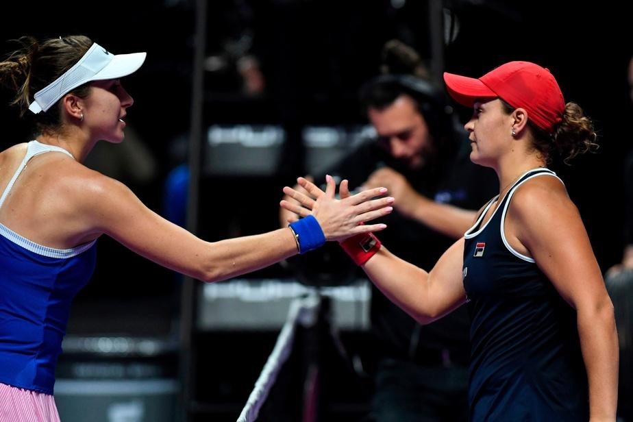 Tennis: Belinda Bencic est en