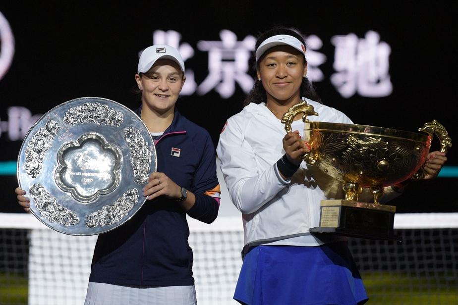 WTA de Pékin : Naomi Osaka remporte le titre