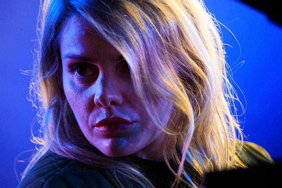 Cœur de pirate a présenté les pièces de son album instrumental, Perséides, aux Francos, le 10septembre.