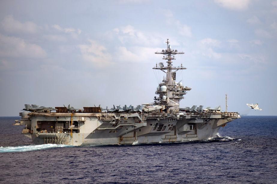 Plus de 440 cas avérés de Covid-19 — USS Theodore Roosevelt