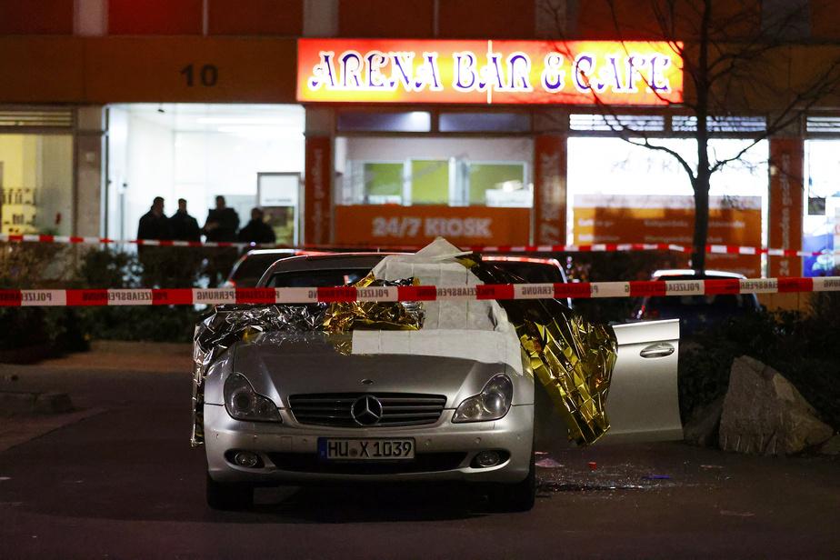 Allemagne: Neuf morts dans deux fusillades à Francfort