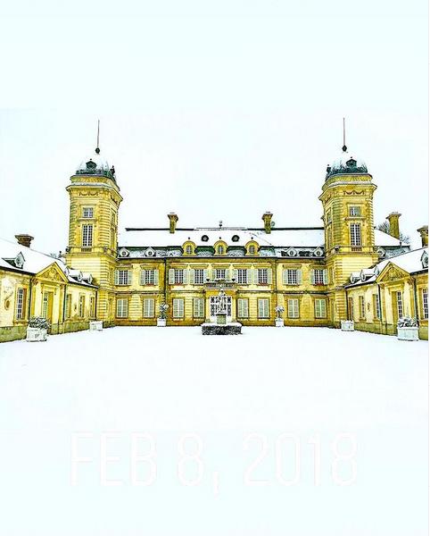 Le château de la Chevallerie date du XVIIIesiècle.