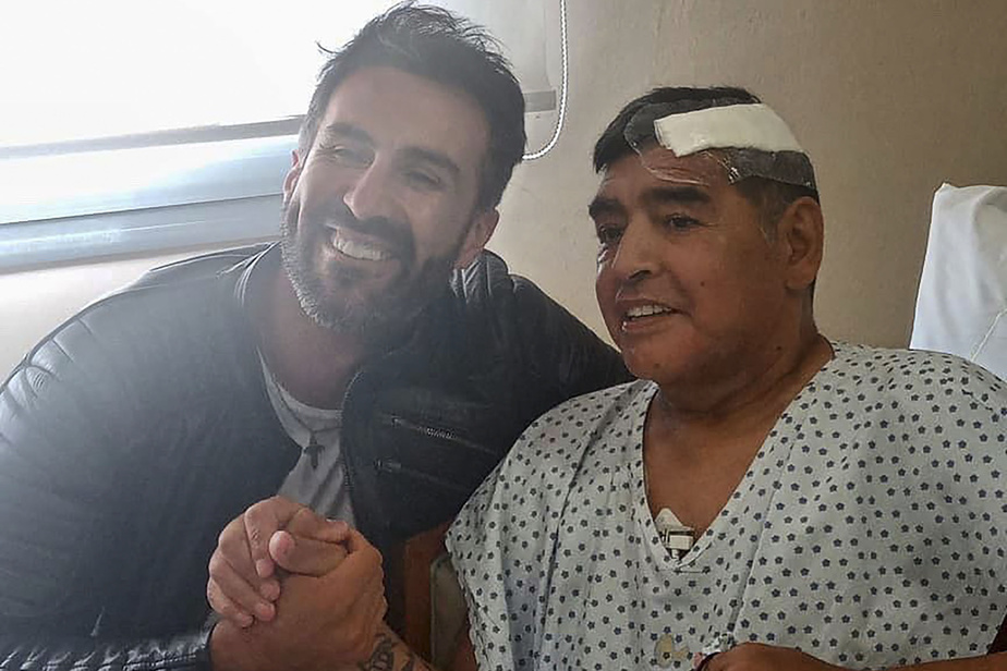 Diego Maradona autorisé à quitter l'hôpital — Argentine