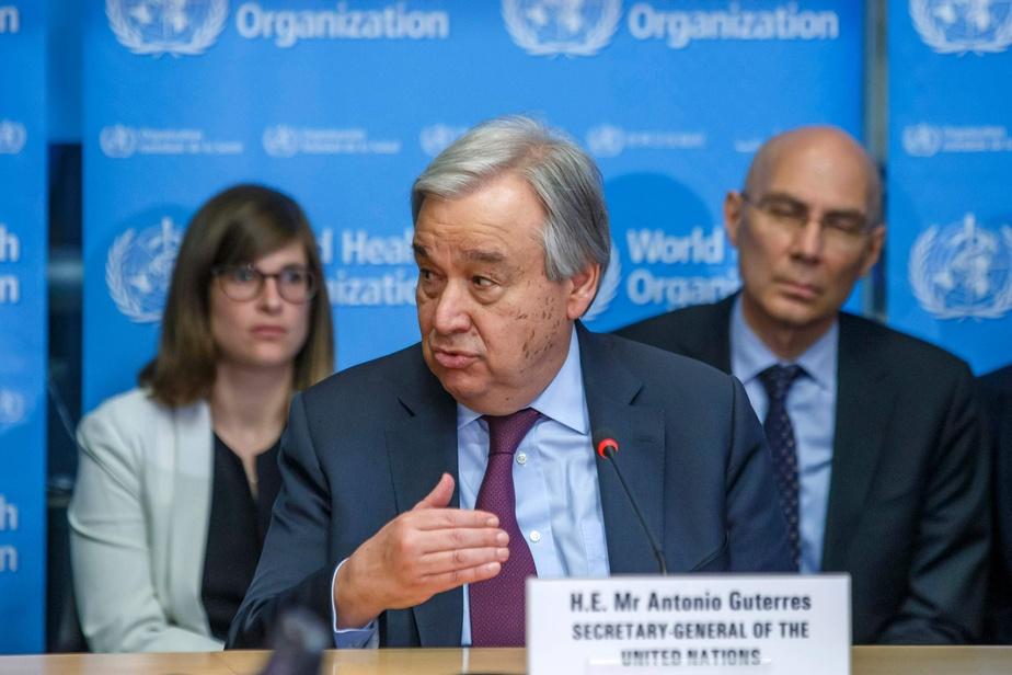 L'ONU lance un plan mondial de 2 MM — Aide humanitaire