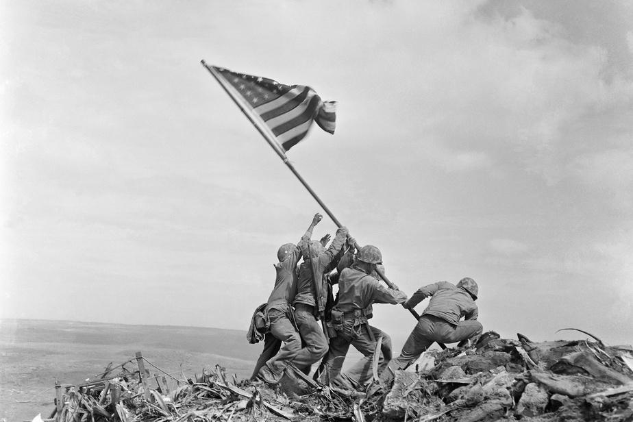 Photo d'Iwo Jima: les Marines reconnaissent une seconde erreur | La Presse
