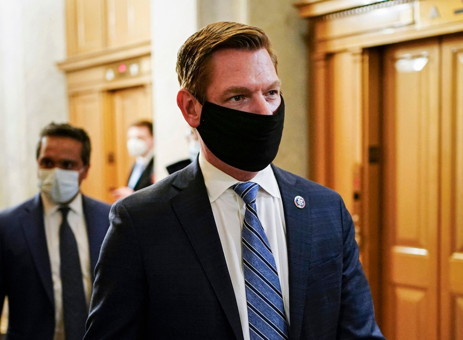 AFP Eric Swalwell élu démocrate de la Chambre des représentants
