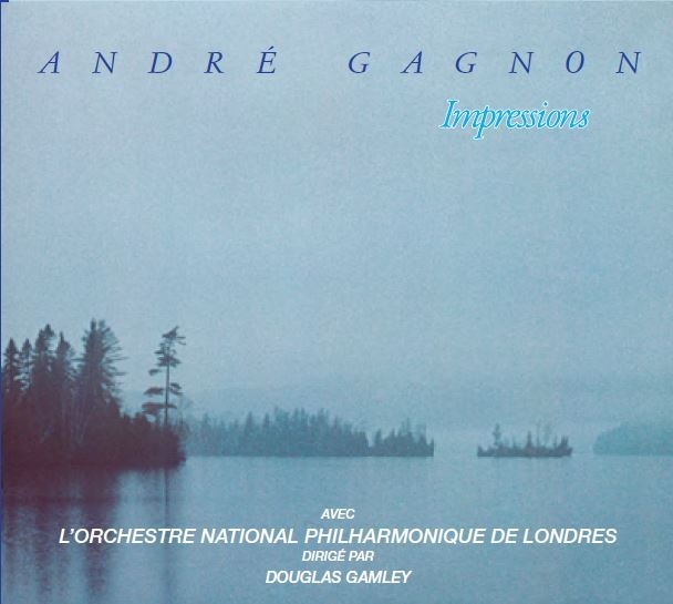 Impressions, André Gagnon, 1983