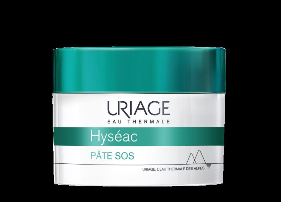 La pâte SOS de la gamme Hyséac d'Uriage