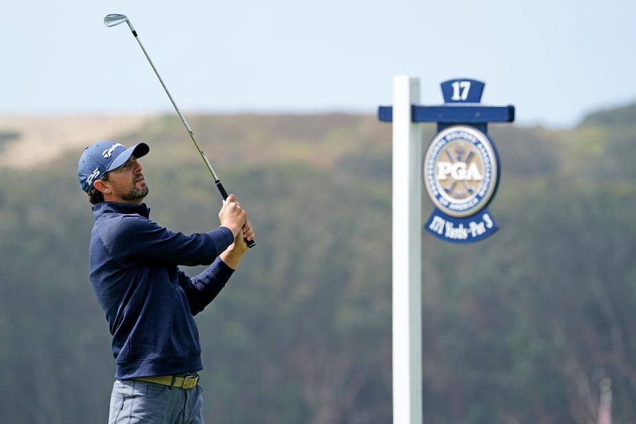 Son homonyme Zach J. Johnson n'a toutefois pas connu le même genre de journée : le golfeur de l'Utah a malheureusement inscrit la pire carte de la première ronde (82).