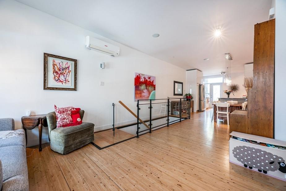 La maison profite de grands espaces