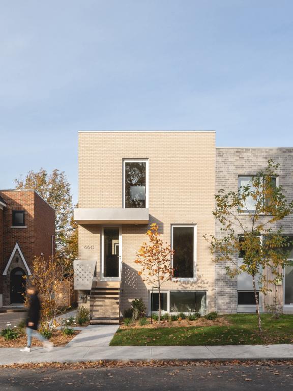 La DUETTE Natalie Dionne Architecture