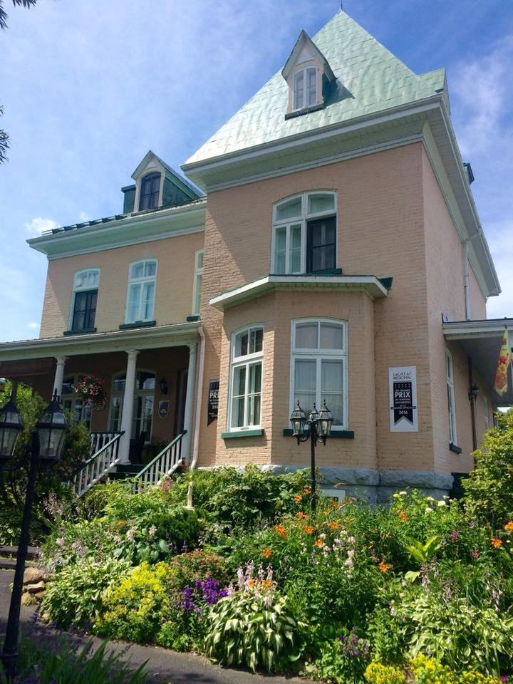 La Maison d'Élyse, à Beauceville, construite à la fin du XIXesiècle et de style néo-Queen Ann, est l'une des plus belles de la Beauce, souligne notre chroniqueur.