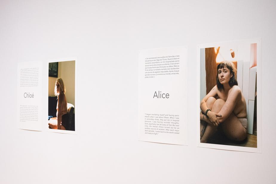 Deux portraits photographiques du Womanhood Project