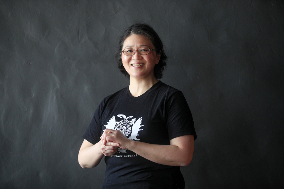 MasamiWaki, pâtissière des restaurants montréalais Club chasse et pêche, Lefilet et Leserpent