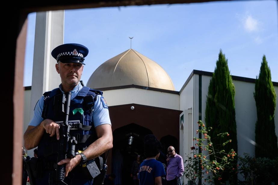 Le groupe d'extrême droite visait des mosquées — Allemagne
