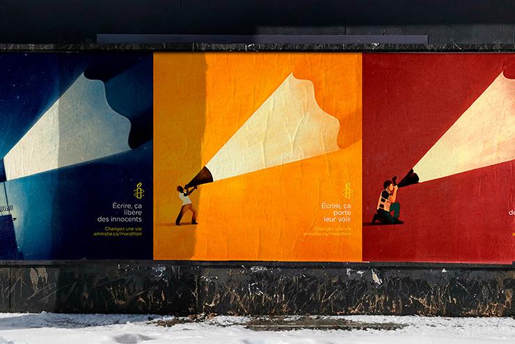 Direction artistique : Alexandre Jutras | Illustration : Owen Gent, Colagene, Creative Clinic